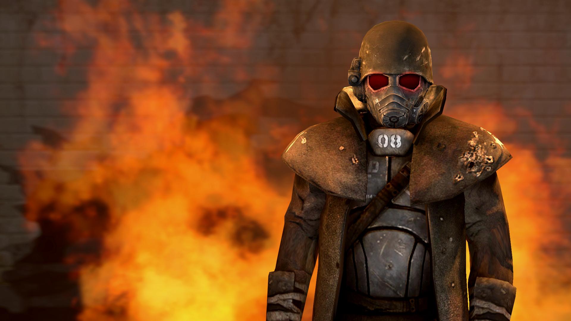 Sfm Fallout New Vegas Ncr Ranger By 360prankster On Deviantart