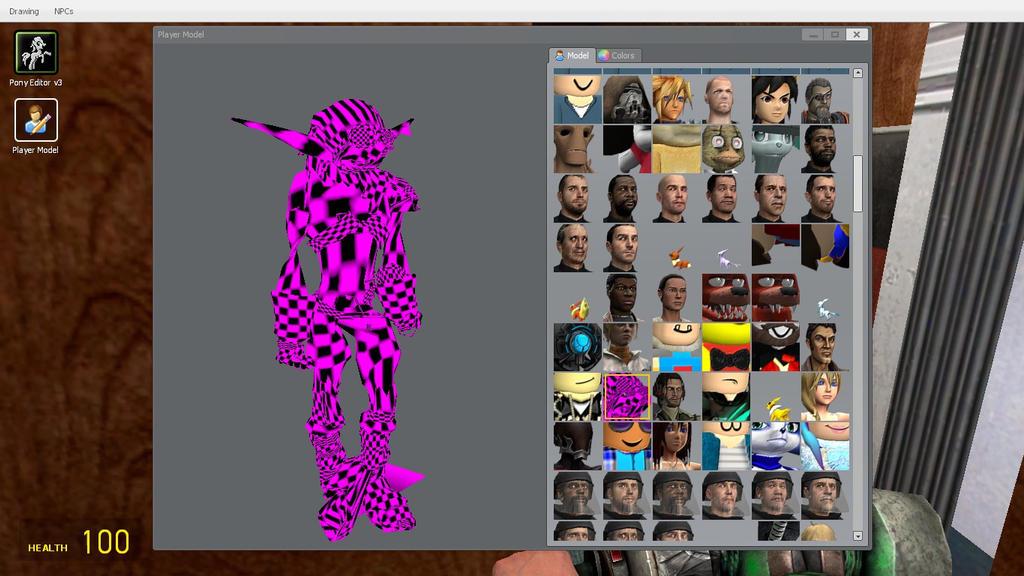Jak Playermodel so far by ROBLOXgeneralduncan