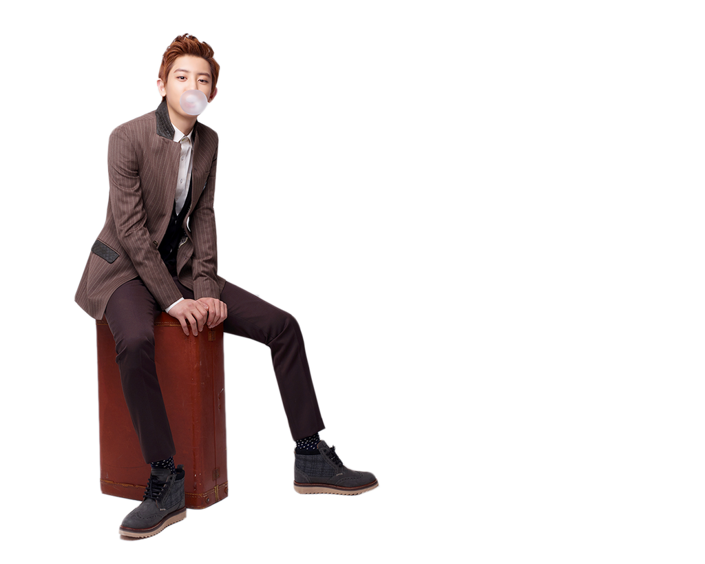 png render chanyeol by crin1507 on deviantart