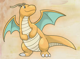 Dragonite by DragonMaster137