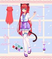 [Raffle Prize #1] Sweet Kunoichi by Umika-chi