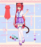 [Raffle Prize #1] Sweet Kunoichi