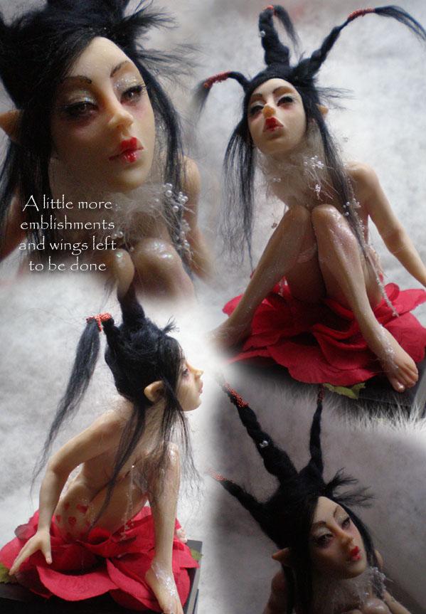 The Queen of Hearts UPDATE by cdlitestudio