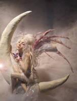 Moon fairy wings by cdlitestudio