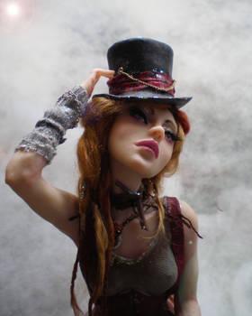 Steampunk Princess Angel Face
