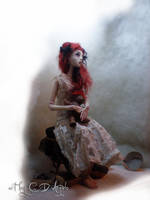 bjd ball jointed doll E by cdlitestudio