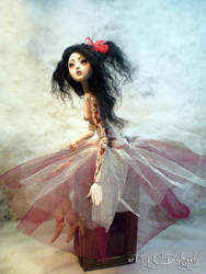 Roses are red..Ball jointed E by cdlitestudio
