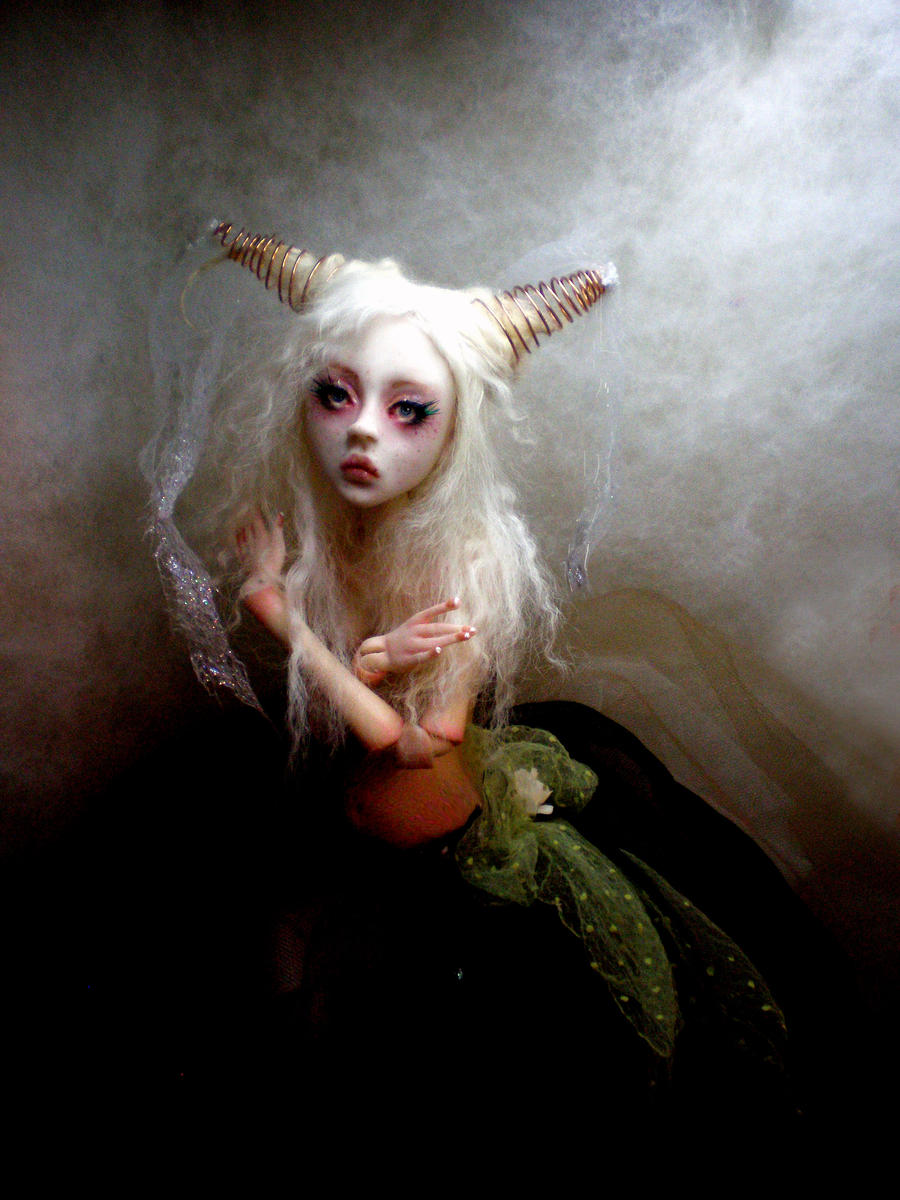 Creepy Doll Ball Jointed Dd By Cdlitestudio On Deviantart