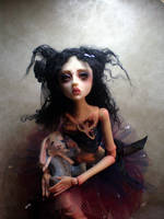 Forgotten Doll Ball Jointed by cdlitestudio