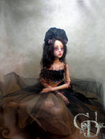 Amalia Ball jointed doll A by cdlitestudio