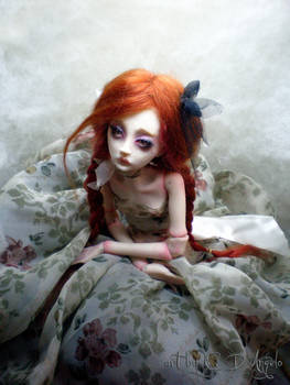 Ball jointed art doll BJD Child's Play