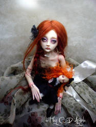 Ball jointed art doll BJD Child's Play B