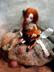 Ball jointed art doll BJD Child's PlayC