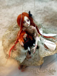 Ball jointed art doll BJD Child's Play BB