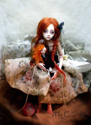 Ball jointed art doll BJD Child's Play CC