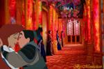 The war is over - Ariel x Mulan - Femslash