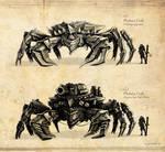 Phalanx Crab Concept