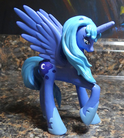 Princess Luna Custom Toy By Stripeybelly On DeviantArt