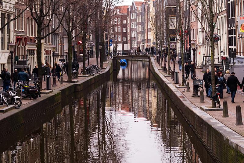 Amsterdam by StefanyKK