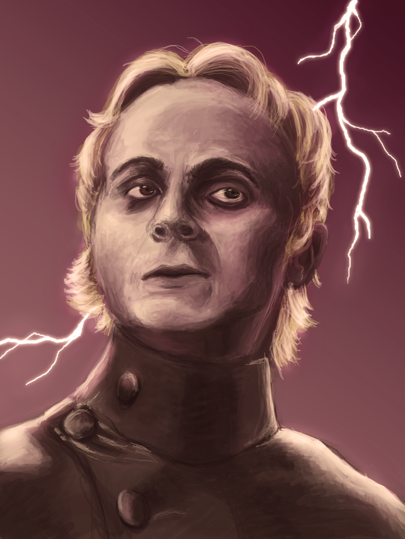 Frankenstein by capefoxalix