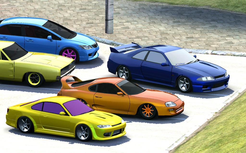 Car X Drift Racing Cars By On Deviantart
