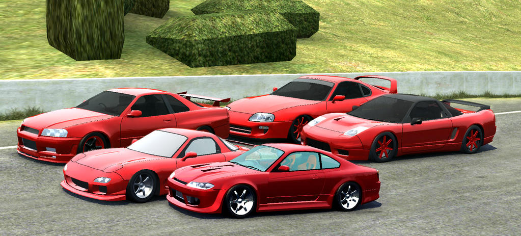 Car X Drift Racing All Tuners By On Deviantart