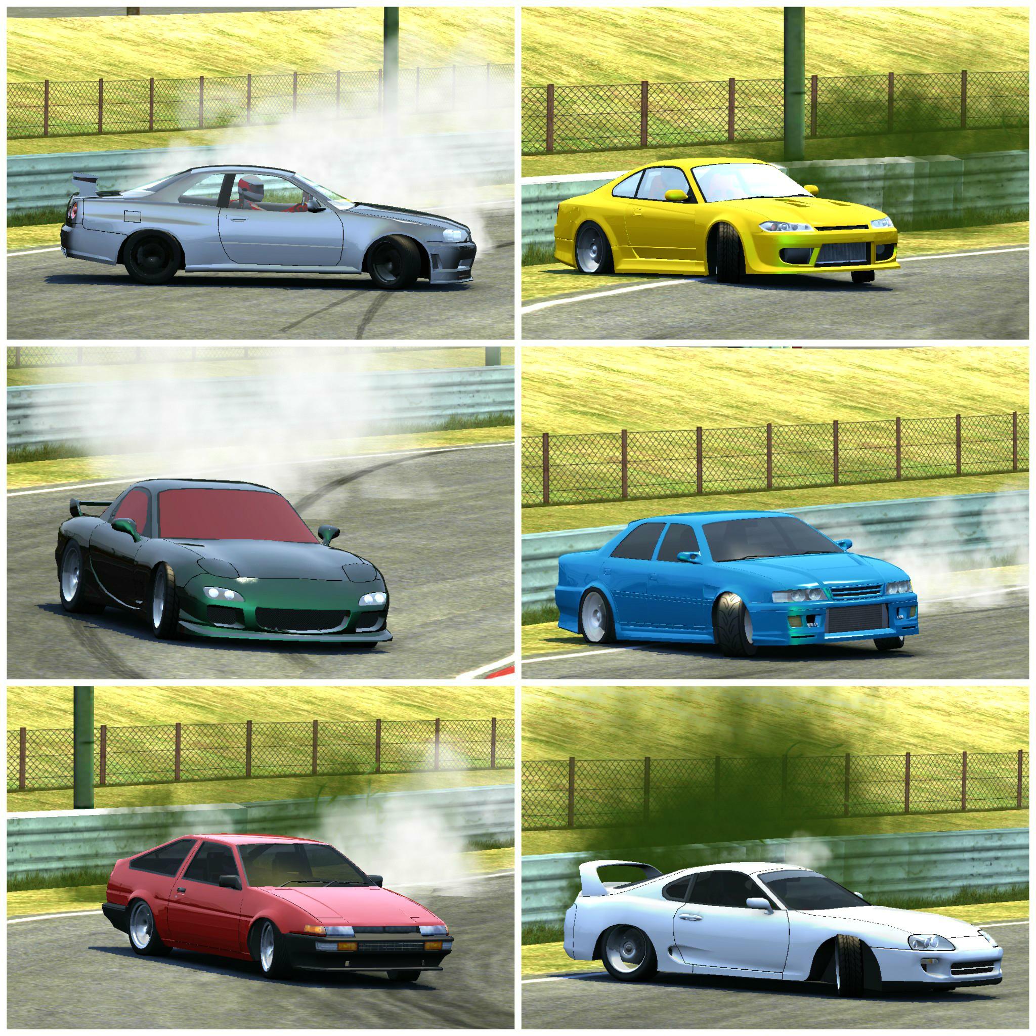 Car X Drift Racing All Cars By On Deviantart