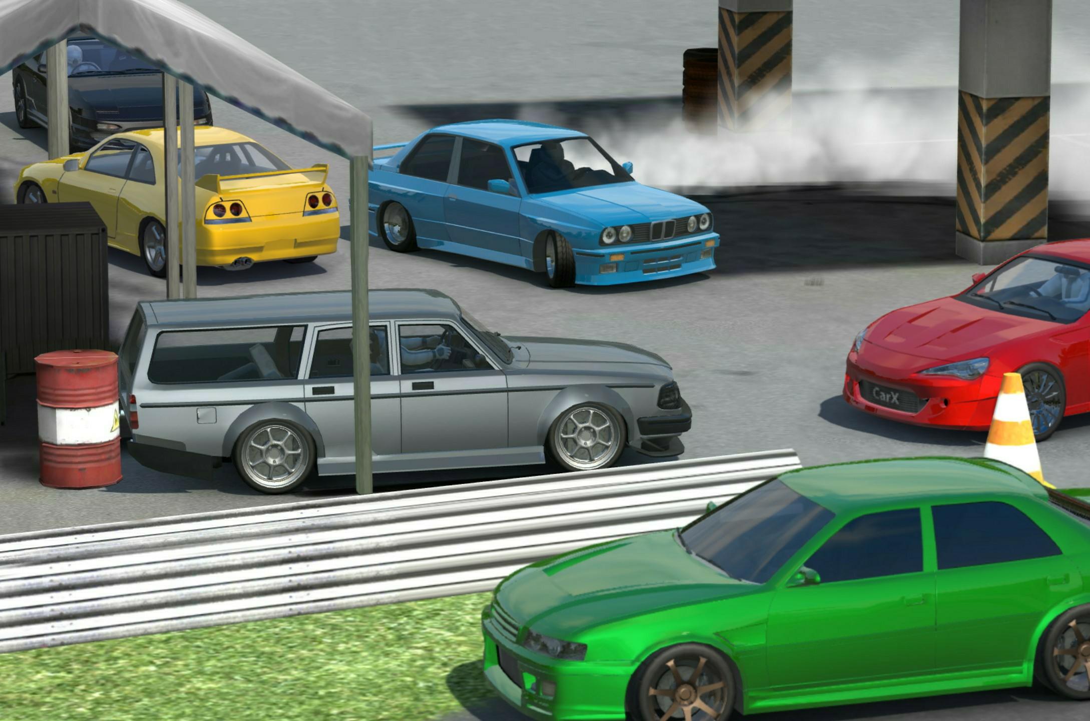 Car X Drift Racing New Cars By On Deviantart