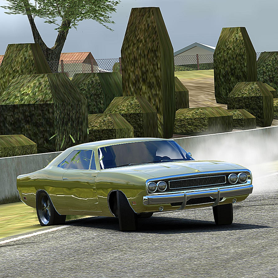 Dodge Charger 79 by Inamson1 on DeviantArt
