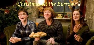 Christmas at the Burrow of The Unknown Years by Reese13 on