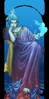 Disney Tarot - Hades is Death (WIP)