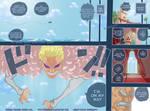 One Piece 694 : I'm On My Way !!