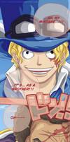 - One Piece Ch. 750 -