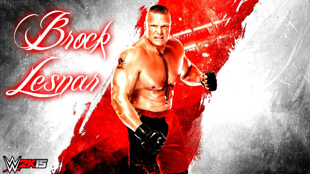 WWE 2K15 Wallpaper By RealDealNamy