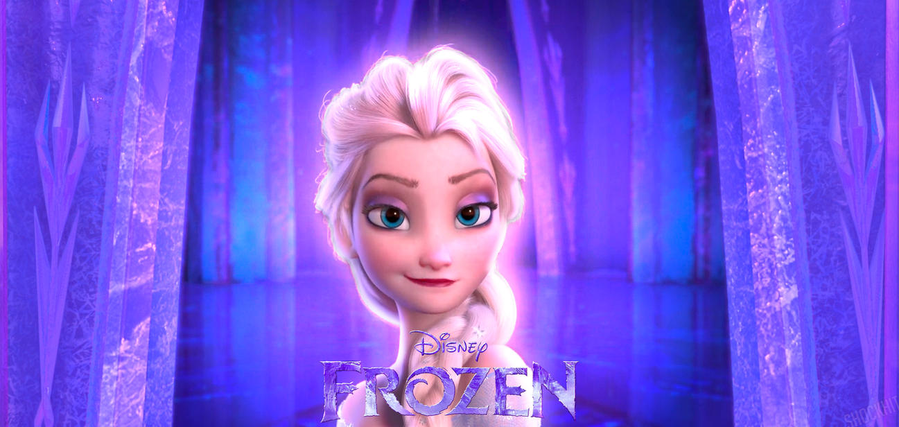 Queen Elsa (Frozen) by ShockHit