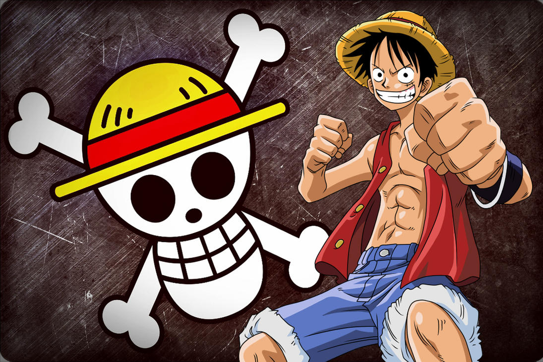 luffy wallpaper - one piecezerokami on deviantart