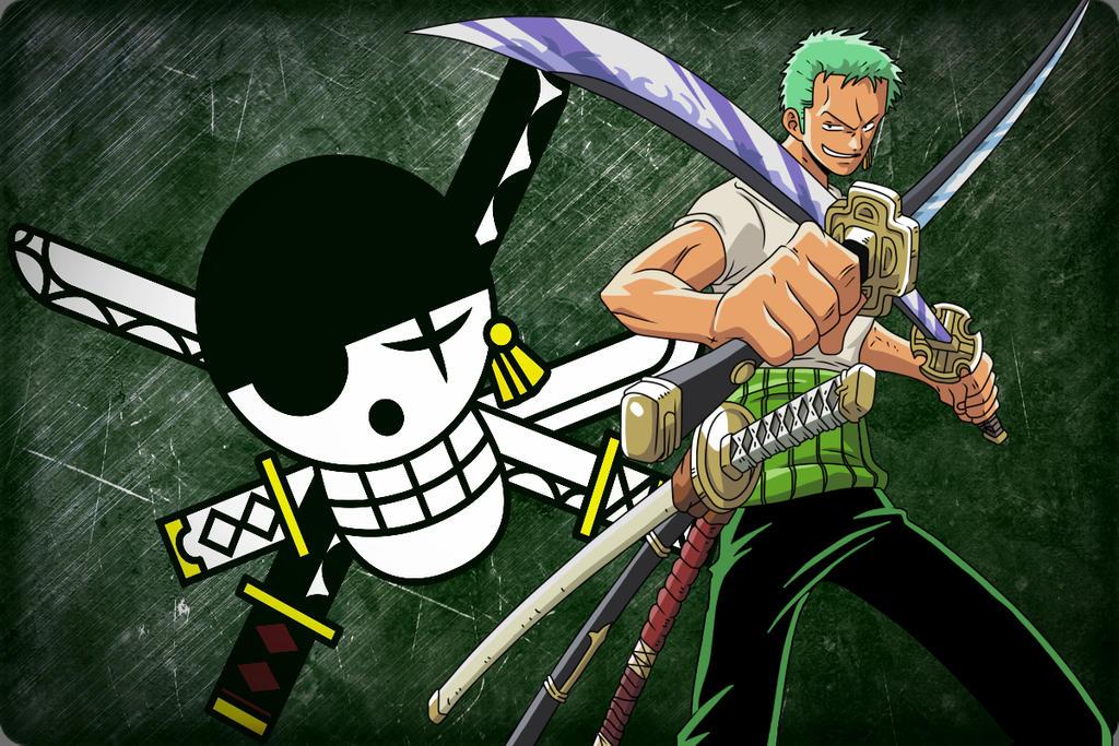Zoro Wallpaper One Piece By Zerokami On Deviantart