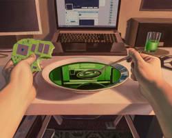Tech-Soup by VictorFota