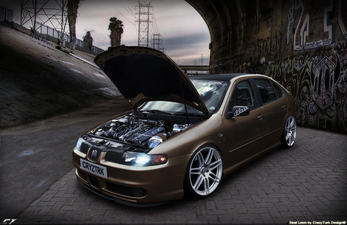 Seat Leon by CrazyTurk