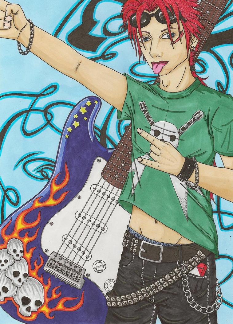 Let's Rock! by 2D-Dipper