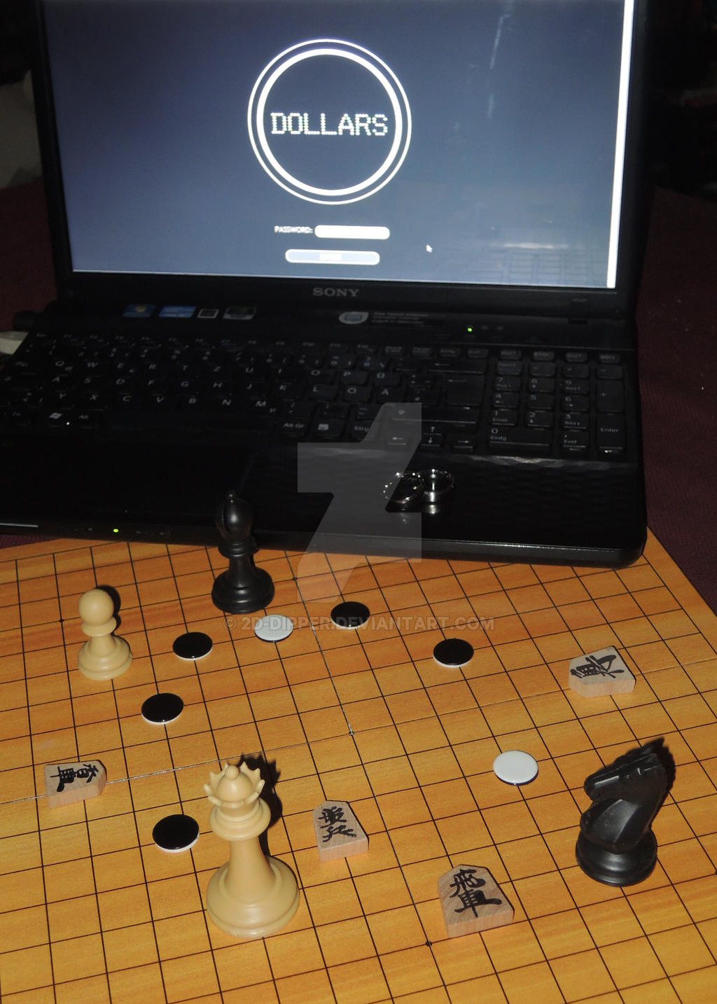 Chessboard~ by 2D-Dipper