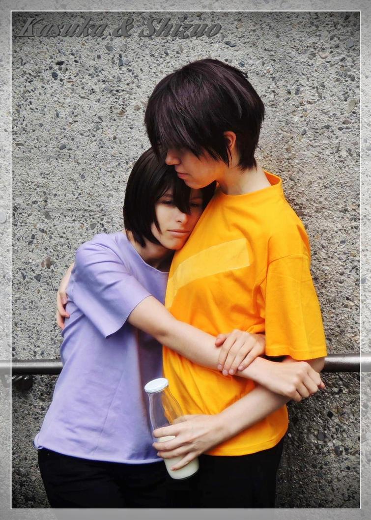 Kasuka and Shizuo Heiwajima by 2D-Dipper