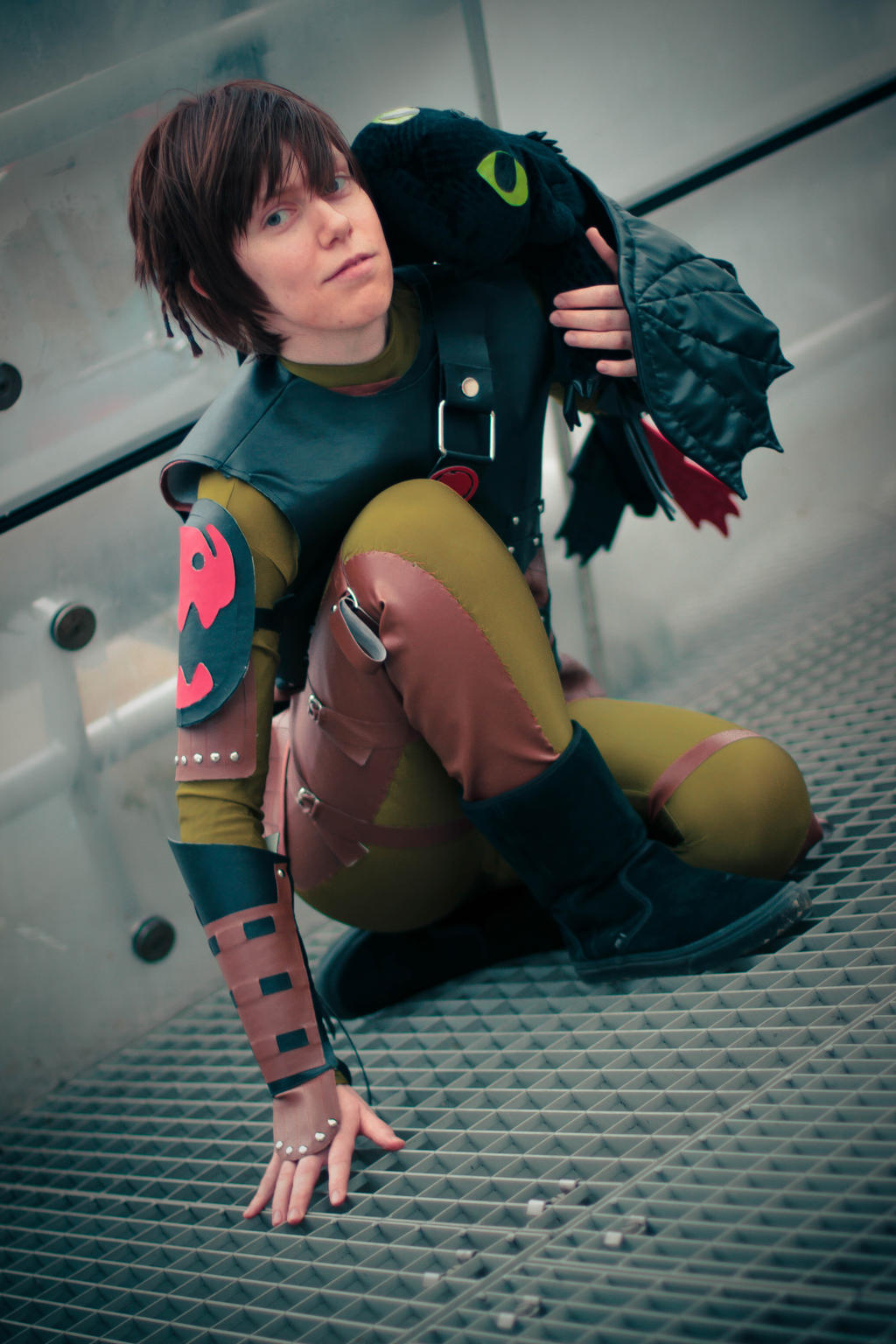 Hiccup with Toothless 2 (HTTYD2) by 2D-Dipper