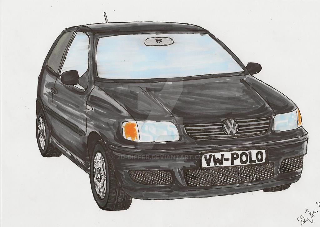 VW Polo 6N2 by 2D-Dipper on DeviantArt