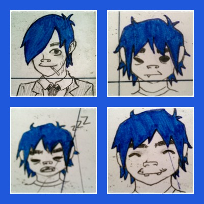 2D-sketches (part 2) by 2D-Dipper