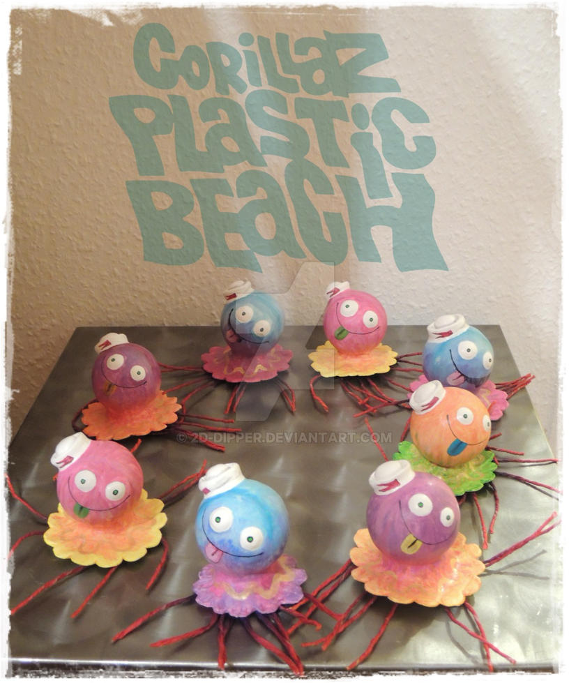 Superfast Jellyfishes by 2D-Dipper
