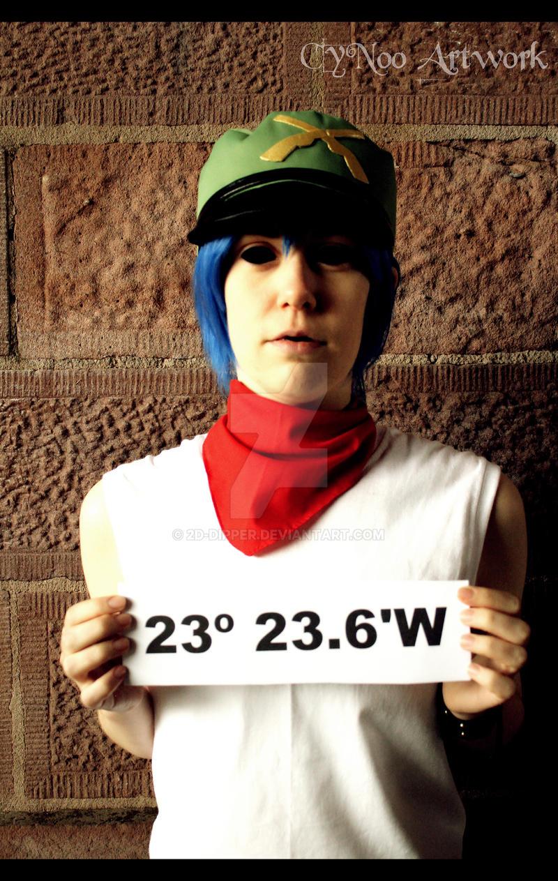 23' 23.6'W by 2D-Dipper