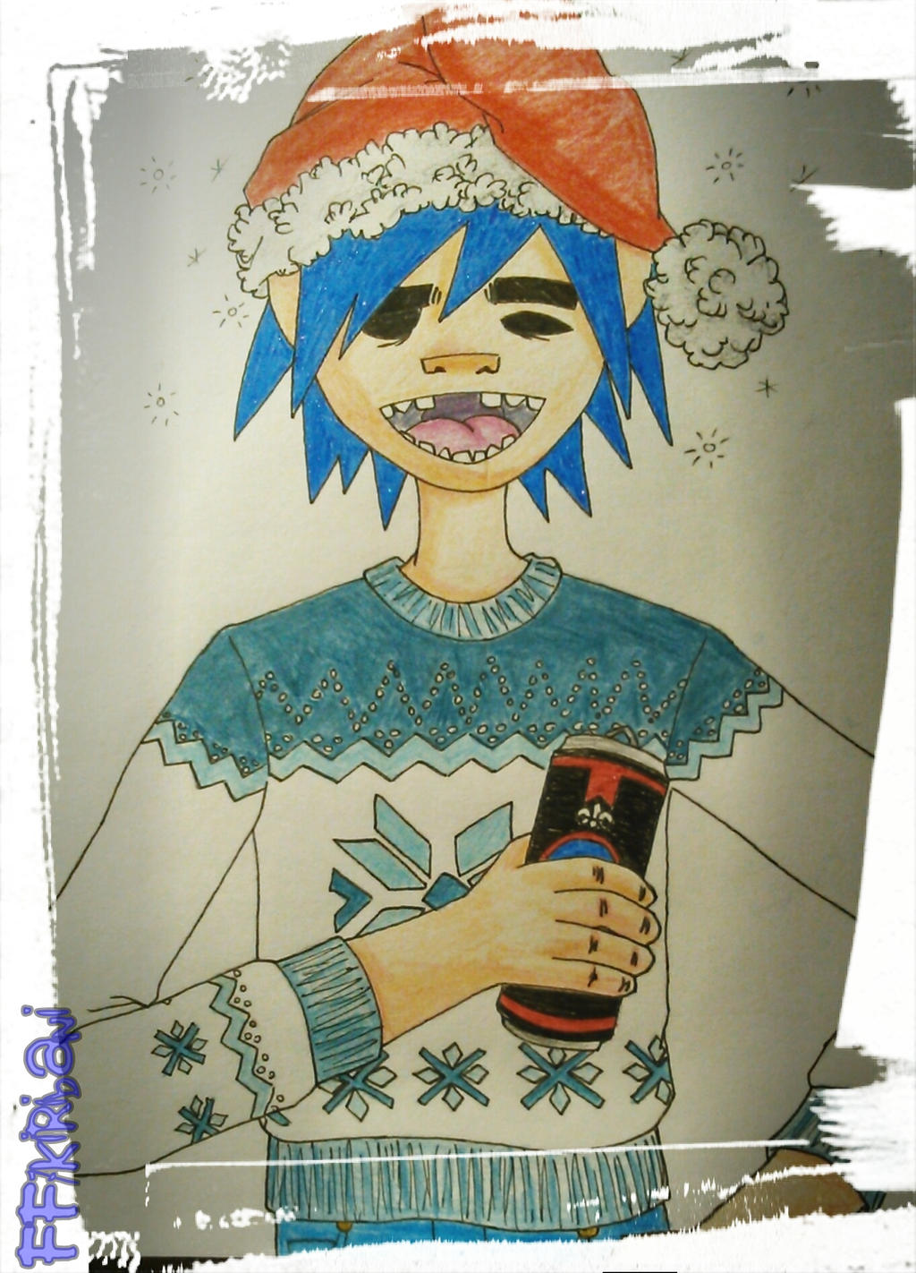 drunken 2D by 2D-Dipper