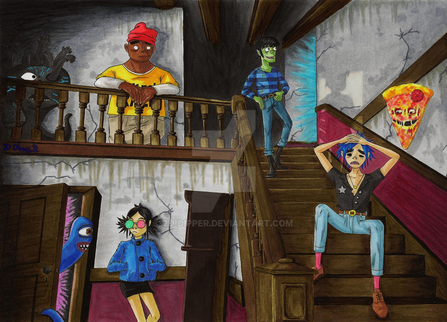 SaturnZ BarZ [Spirit House] by 2D-Dipper