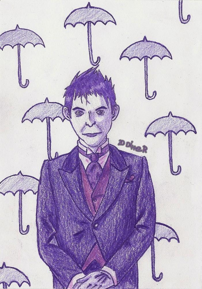 Oswald Cobblepot [Gotham] by 2D-Dipper